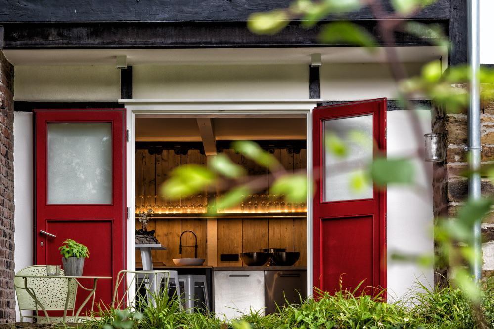 Café HIB am Bach als Eventlocation für Privatfeiern in Seelscheid| Haus in Bewegung