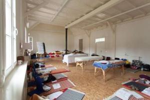 Kurse im Saal im Haus in Bewegung in Seelscheid  Haus in Bewegung