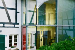 Treppenhaus Seminarhaus Haus in Bewegung Seelscheid| Haus in Bewegung