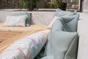 Ausspannen und erholen am Brunnenplatz im Haus in Bewegung| Haus in Bewegung