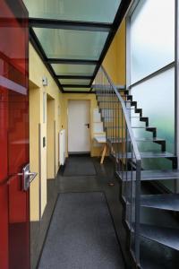 Eingangsbereich Seminarhaus'Haus in Bewegung' in Seelscheid