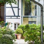 Einzigartiger Innenhof im Haus in Bewegung in Seelscheid| Haus in Bewegung