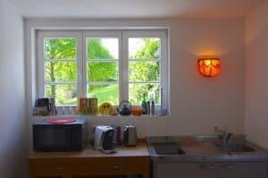 Aussicht Gästehaus Haus in Bewegung Seelscheid| Haus in Bewegung