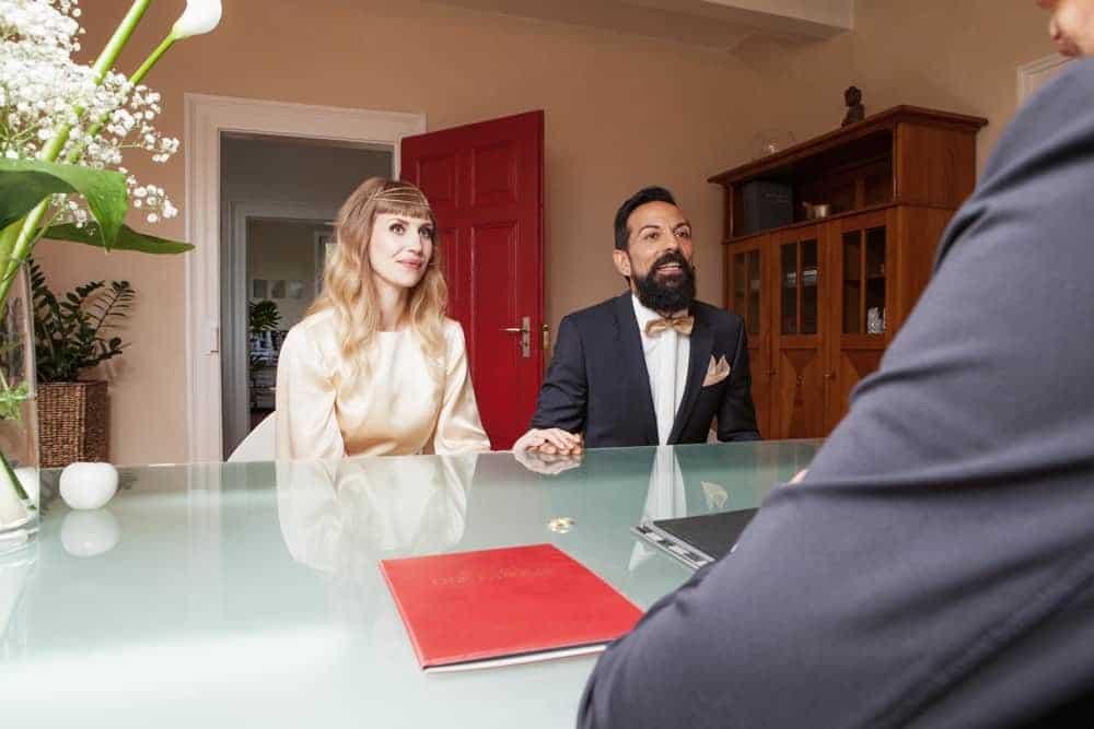 Heiraten im Haus in Bewegung in Seelscheid