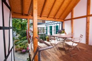 Remise Seminarhaus Haus in Bewegung  Haus in Bewegung