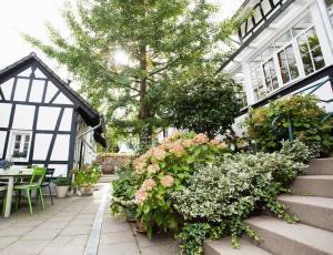 Zugang zum Gästehaus in Haus in Bewegung| Haus in Bewegung