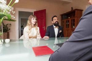 Wedding, Hochzeit im Haus in Bewegung in Seelscheid  Haus in Bewegung