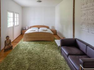 Schlafzimmer im Gästehaus in Haus in Bewegung Seelscheid| Haus in Bewegung