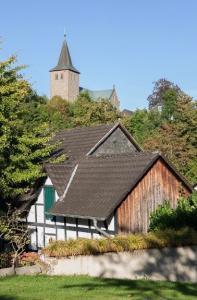 Fachwerkhof in schöner Umgebung in Seelscheid| Haus in Bewegung