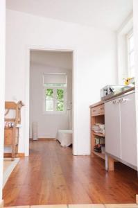 Küchenzeile im Gästehaus in Seelscheid| Haus in Bewegung