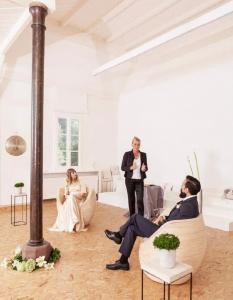 Heiraten im großen Saal im Haus in Bewegung in Seelscheid| Haus in Bewegung