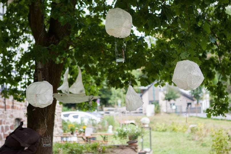 Kunst am Baum im HiB| Haus in Bewegung