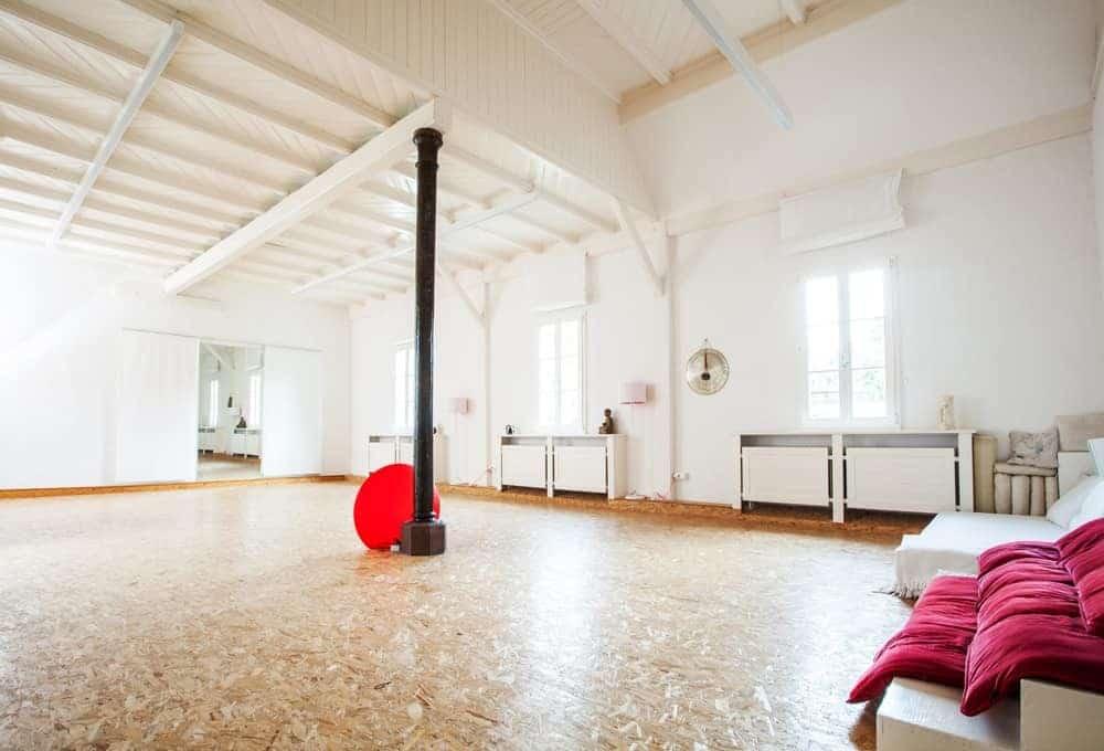 Saal im Seminarhaus Haus in Bewegung in Seelscheid