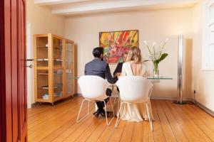 Heiraten im kleinen Trauzimmer| Haus in Bewegung