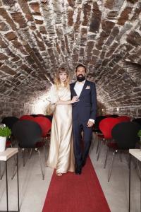 Heiraten im Gewölbekeller im HiB  Haus in Bewegung