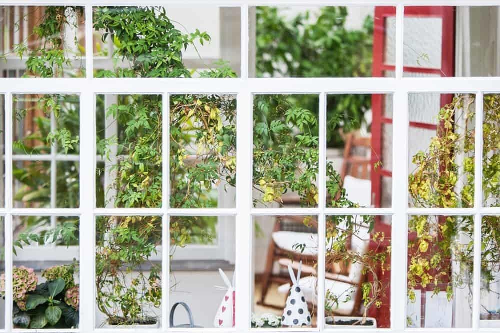 Inspiration Wintergarten  Haus in Bewegung