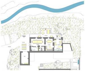 Grundriss Eventlocation Haus in Bewegung Seelscheid  Haus in Bewegung