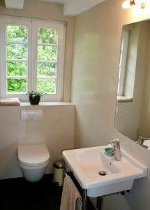 Toilettenbereich Haus in Bewegung| Haus in Bewegung