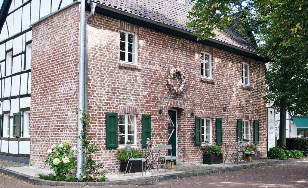Buchmühle Bergisch Gladbach  Haus in Bewegung