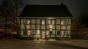 Die denkmalgeschützte und frisch sanierte Buchmühle in Bergisch Gladbach| Haus in Bewegung