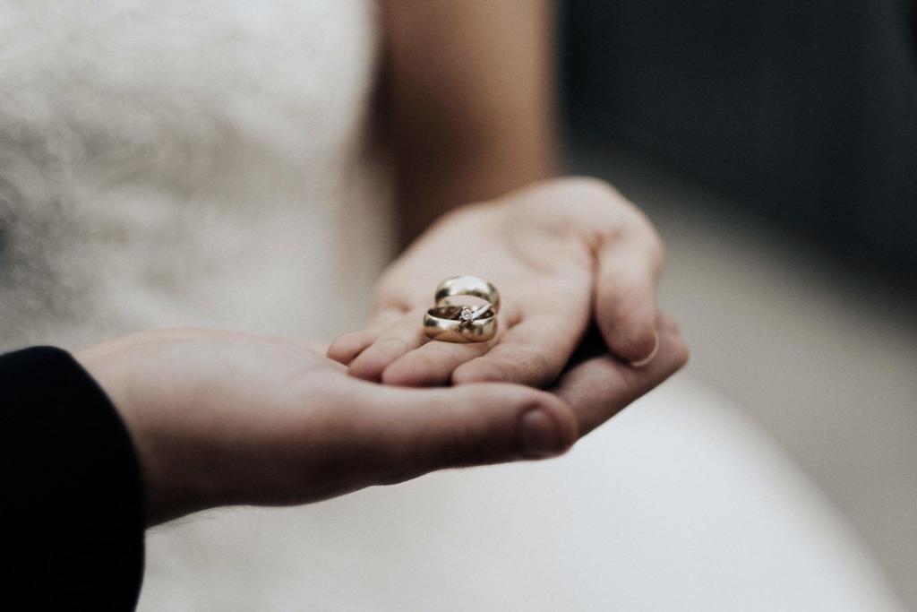 Hochzeitslocation Haus in Bewegung