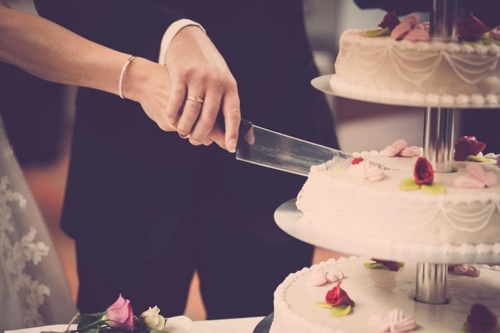 Heiraten im Haus in Bewegung